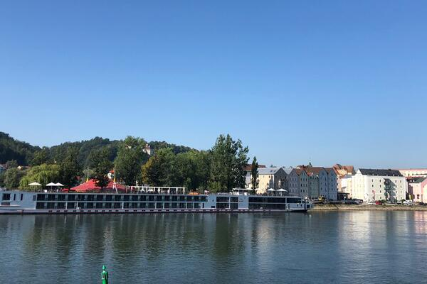 Danube River Cruise (photo by Carolyn Spencer Brown)