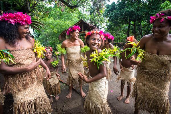 Vanuatu, Perfect Day at Lelepa