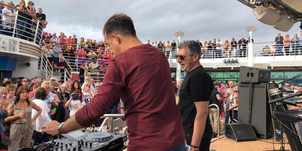 Throwback: The 80s Cruise – Gary Davies & Pat Sharp