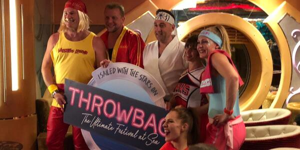 Throwback: The 80s Cruise – Hulk Hogan