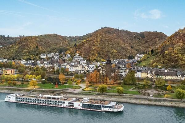 Viking Fjorgyn (Photo: Viking River Cruises)
