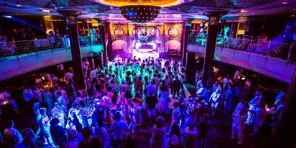 The Ultimate Disco Cruise 2019 (Photo: Patricia Koo Photography)