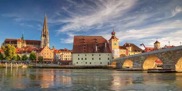 Regensburg (photo by Shutterstock)