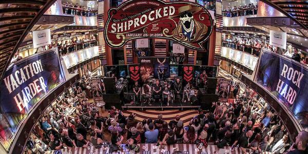 ShipRocked 2019 Q&A (Photo: ShipRocked Cruise)