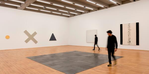 Basel's Kunstmuseum (photo via Kunstmuseum Basel)