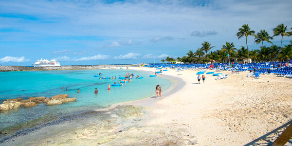 Great Stirrup Cay, Bahamas (Photo: Just dance/Shutterstock)