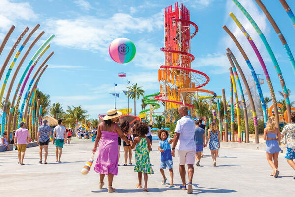 Perfect Day at CocoCay (Photo: Royal Caribbean International)