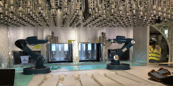 The Bionic Bar (Photo: Adam Coulter/Cruise Critic)