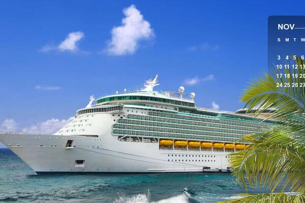 Cruise ship in the Caribbean (Photo: NAN728/Shutterstock.com)