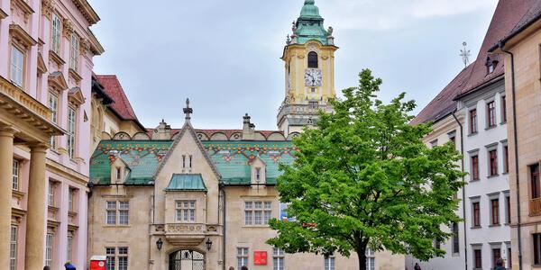 Bratislava (via Shutterstock)