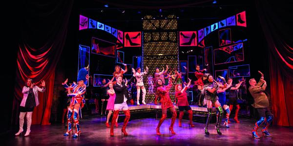 The Kinky Boots Performance on Norwegian Encore (Photo: Norwegian Cruise Line)