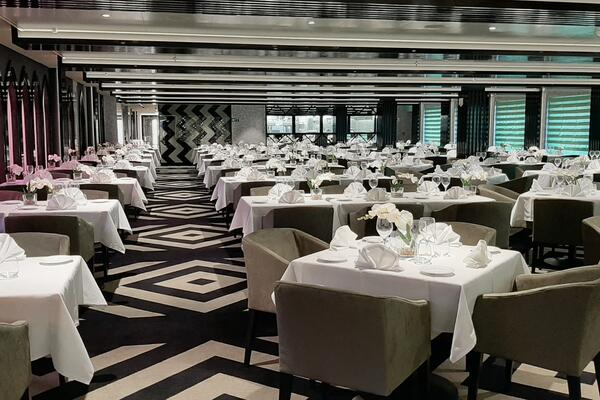 Msc Bellissima Free Restaurants - Cruise Gallery