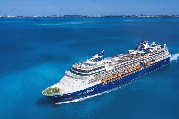 Celebrity Summit (Photo: Celebrity Cruises)