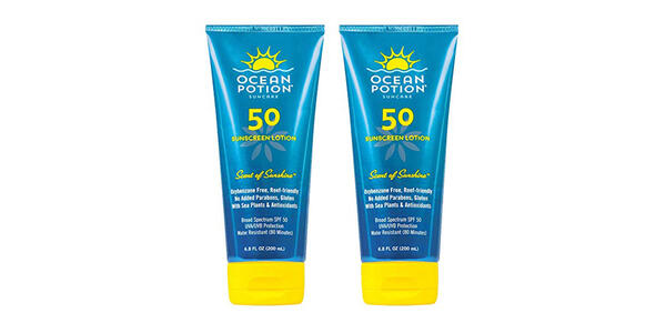 Reef-Safe Sunscreen (Photo: Amazon)