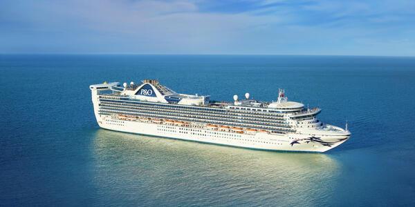 Pacific Encounter (Photo: P&O Cruises Australia)
