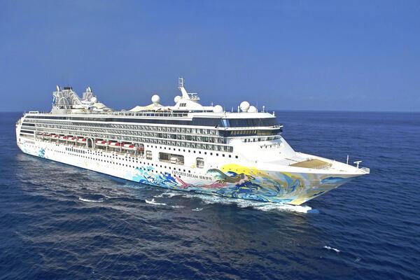 Explorer Dream (Photo: Dream Cruise Line)