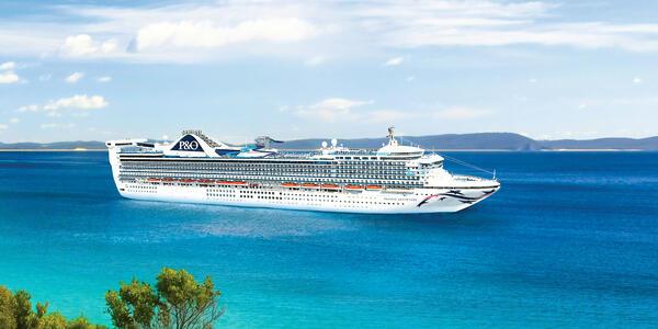 Pacific Adventure  (Photo: P&O Cruises Australia)