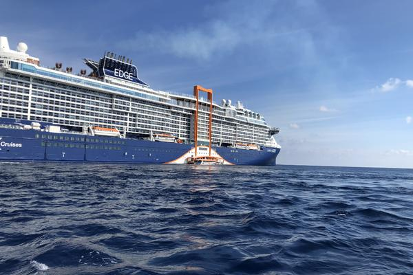 Celebrity Edge (Photo: Cruise Critic)