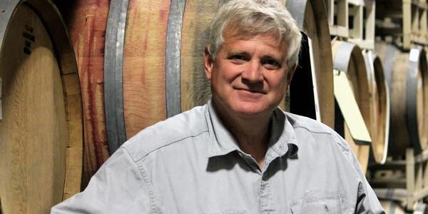 Rob Griffin of Barnard Griffin Winery in Richland, Washington (Photo: Barnard Griffin Winery)