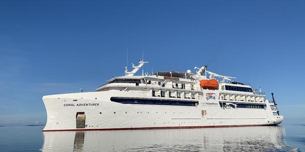 Coral Adventurer (Photo: Coral Expeditions)