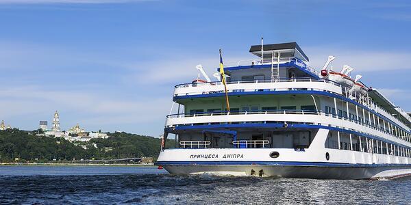 Dnieper Princess (Photo: Imperial River Cruises)