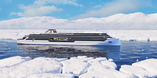 Viking Expedition Ship (Image: Viking)