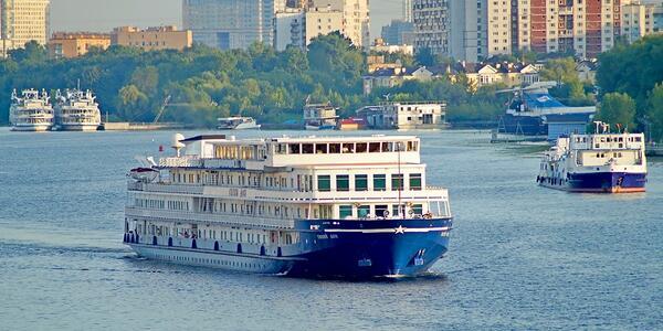 Tikhi Don (Photo: Imperial River Cruises)
