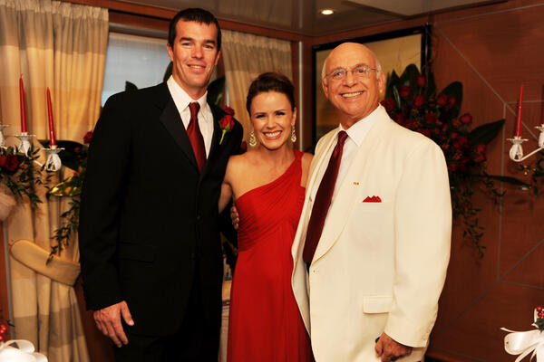 Trista and Ryan Sutter of