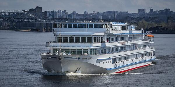 Volga Star (Photo: Imperial River Cruises)