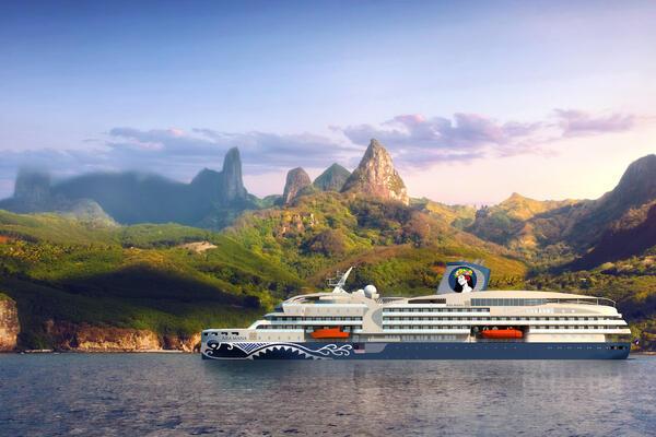 AraMana (Image: Aranui Adventure Cruises)