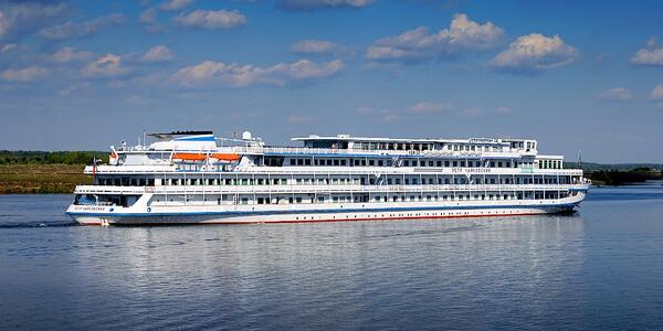 Tchaikovsky (Photo: Imperial River Cruises)