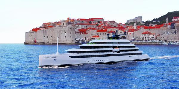 Emerald Azzurra (Image: Emerald Yacht Cruises)