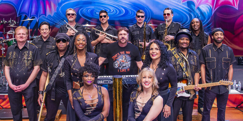 K.C. and the Sunshine Band will perform on StarVista LIVE's upcoming Ultimate Disco Cruise (Photo: StarVista LIVE)