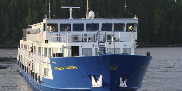 Princess Anabella (Photo: Imperial River Cruises)