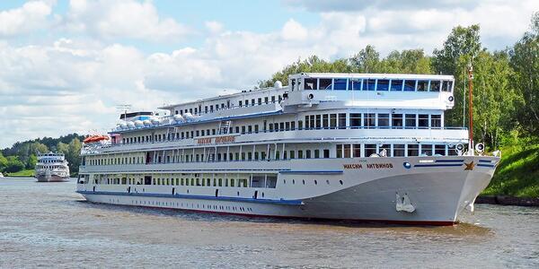 Kandinsky Prestige (Photo: Imperial River Cruises)