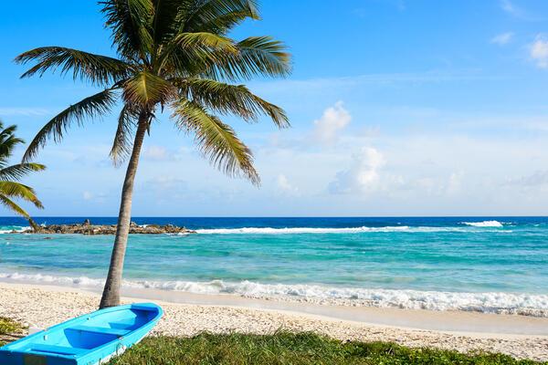 Chen Rio beach Cozumel island in Riviera Maya of Mayan Mexico (Photo: lunamarina/Shutterstock)