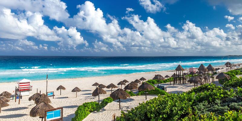 Playa Delfines Cancun Mexico (Photo: photopixel/Shutterstock)