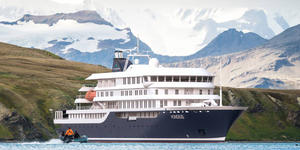 Oceanwide Expeditions' Hondius (Photo: Oceanwide)