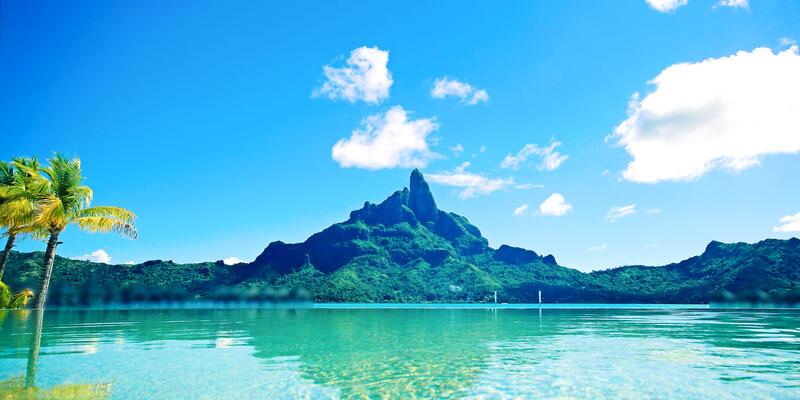 Bora Bora Tahiti Mount Otemanu (Photo: TriggerPhoto/iStock)