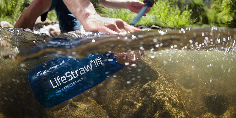 LifeStraw Go Water Filter Bottle (Photo: Amazon)