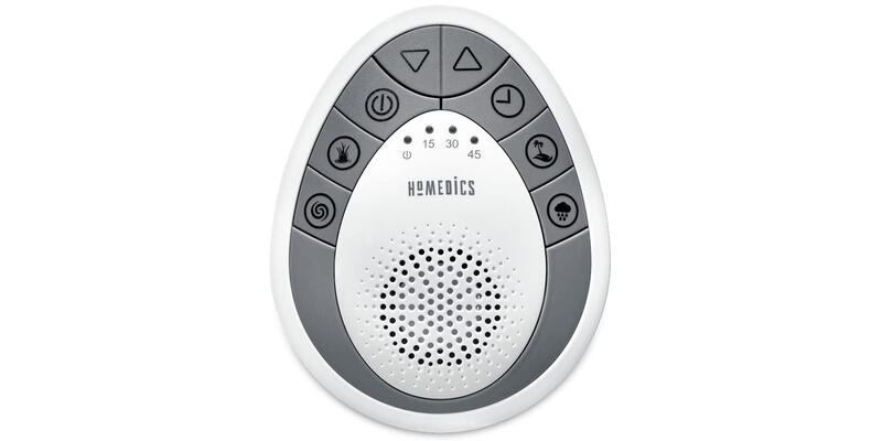 Portable White Noise Sound Machine (Photo: Amazon)