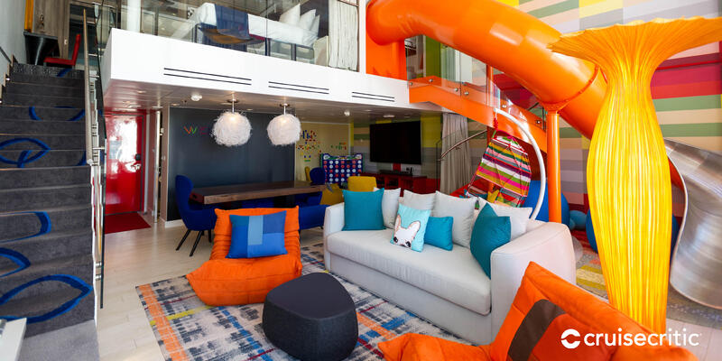 Zoom Background: The Ultimate Family Suite on Symphony of the Seas (Photo: Cruise Critic)