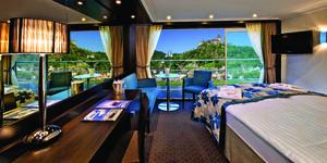 Avalon Vista Panorama Suite (Photo: Avalon Waterways)