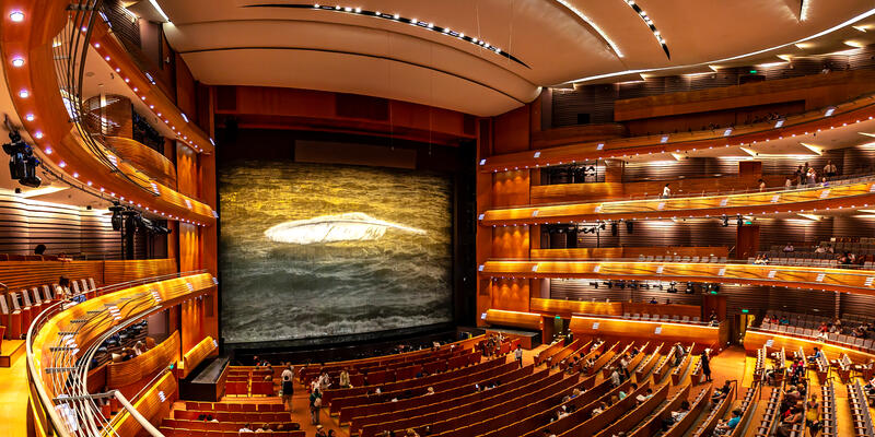 Mariinsky Theater, Saint Petersburg, Russia (Photo: Roka/Shutterstock)