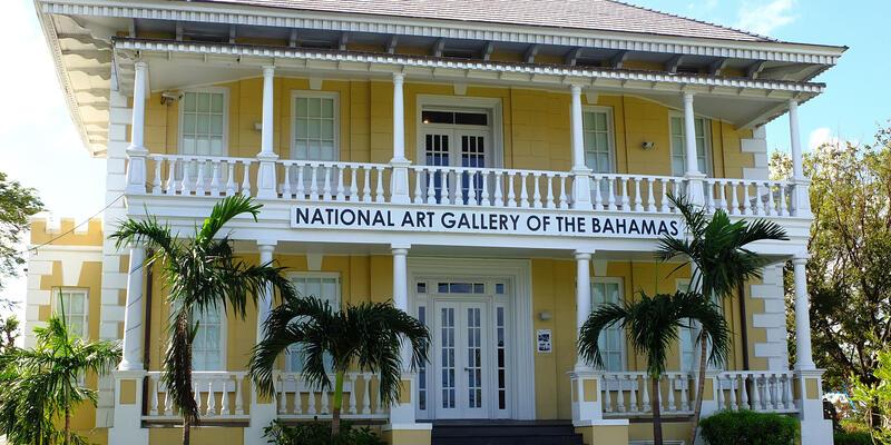 National Art Gallery of the Bahamas (Photo: Robert Szymanski/Shutterstock)