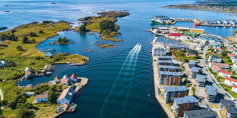 Haugesund (Photo: Marius Dobilas/Shutterstock)
