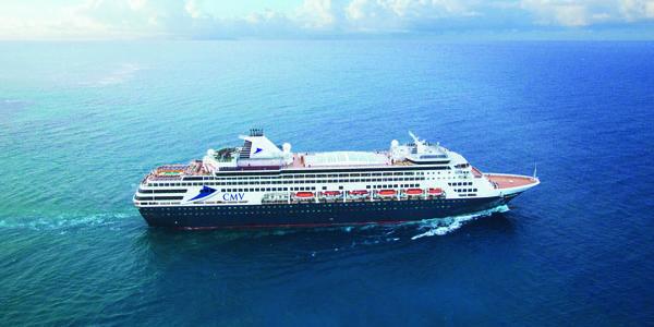 Vasco Da Gama (Photo: Cruise & Maritime Voyages)