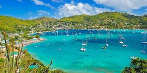 Bequia Island, Caribbean Sea (Photo: Pawel Kazmierczak/Shutterstock)