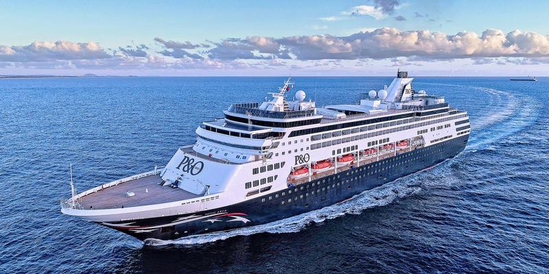 Pacific Aria (Photo: P&O Cruises)