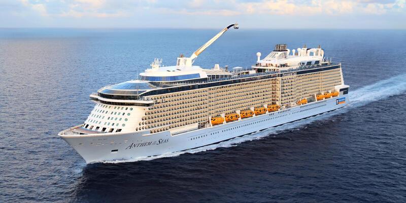 Anthem of the Seas (Photo: Royal Caribbean)